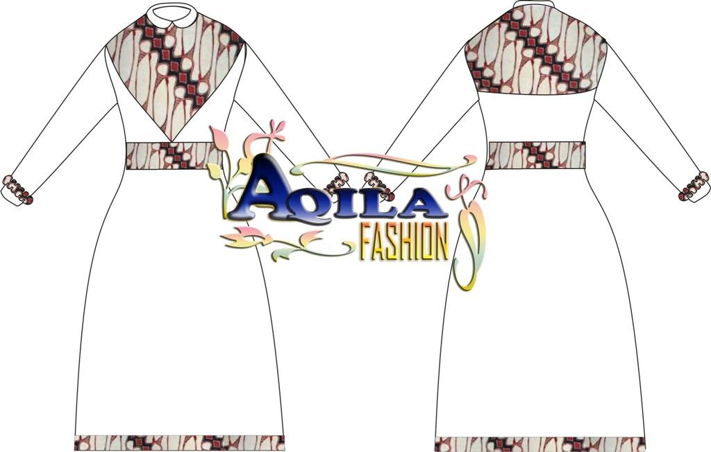 Desain Gamis Batik Modern Batik Aneka Batik Baju