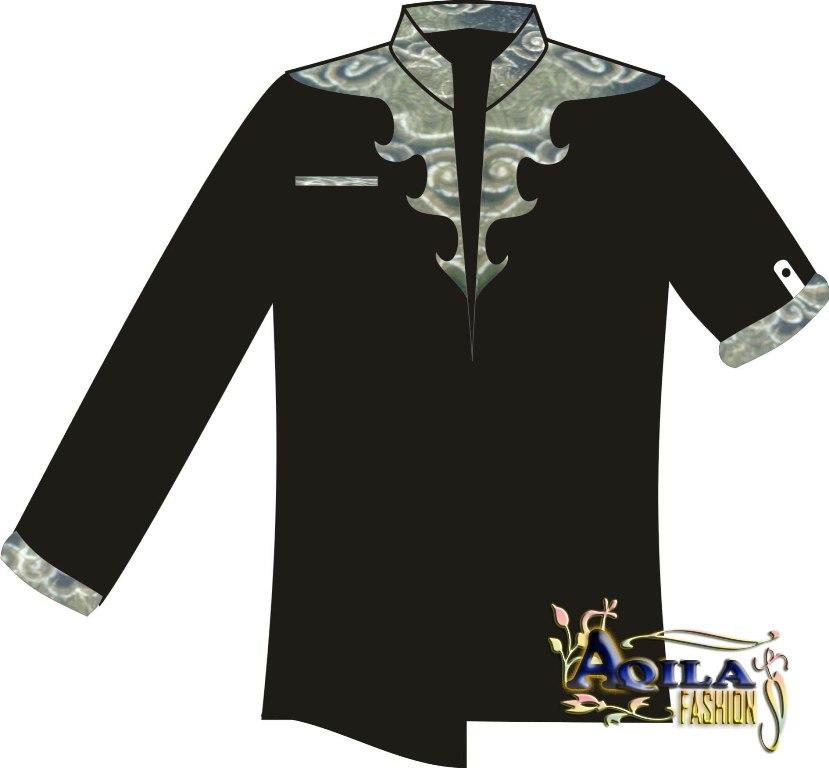 Baju Gamis Batik Sutra Gamis Murni