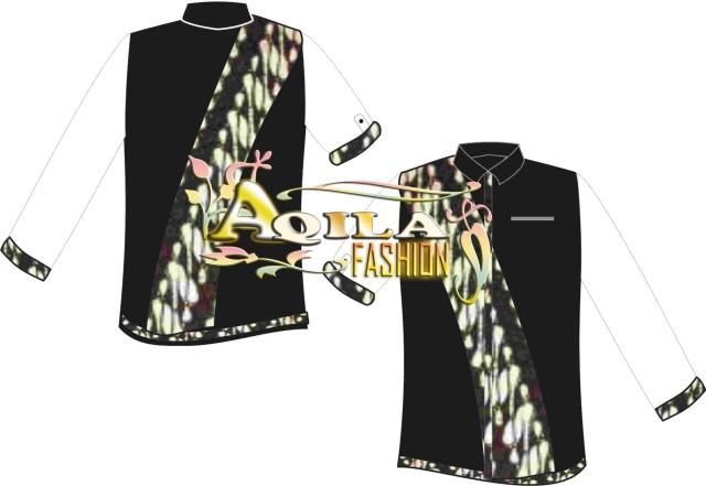 Kemeja Batik Kombinasi Modern, KB.J10, sangat elegan dan dinamis, menggunakan Kain Nagata pilihan dan batik pilihan untuk kualitas yang baik. Harga Rp. 150.000 pcs, Rp.135.000 kodi, anda berminat: silahkan hubungi 085742125550, www.kaosbatikpekalongan.wordpress.com