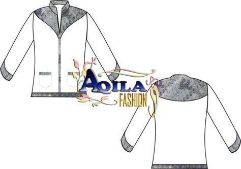 Baju Muslim / Koko Batik, Kode : KK1, Warna Putih kombinasi batik dengan gaya elegan, nyaman dipakai, menambah kekhusyukan ibadah anda, luwes, tersedia berbagai ukuran, berbagai warna, dan tentunya batik modern, DESAIN TERBATAS!!!, Harga Rp. 150.000/ pcs, Rp. 135.000/ kodi (nego), informasi hubungi : 085742125550, www.kaosbatikpekalongan.wordpress.com, email : ian_qyu@yahoo.co.id.
