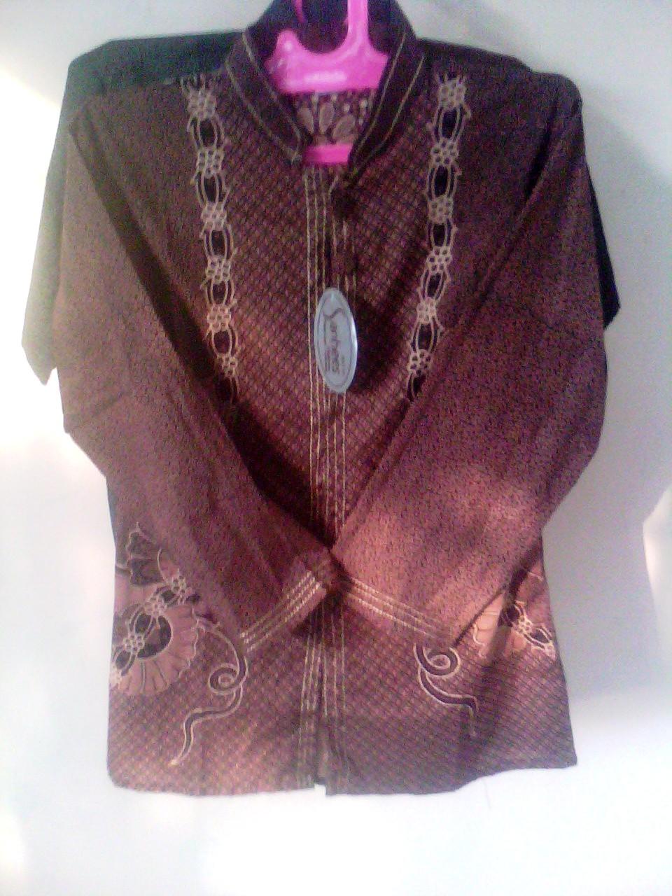 Batik sarimbit motif Naturalis berpola, KODE: SR. 21, Batik Elegan dan ...