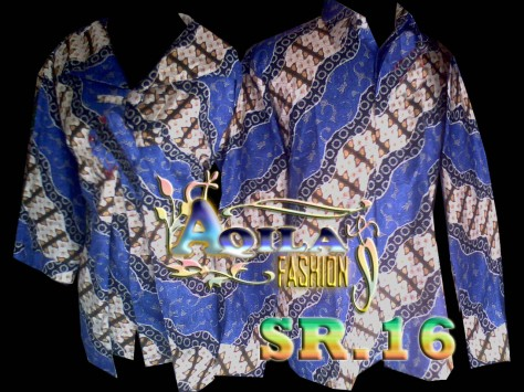 SR.16, Batik Sarimbit, Bahan tidak Panas, harga Rp. 80.000/pasang, Rp. 1.600.000/kodi, informasi hubungi : 085742125550 (IM3),https://kaosbatikpekalongan.wordpress.com.