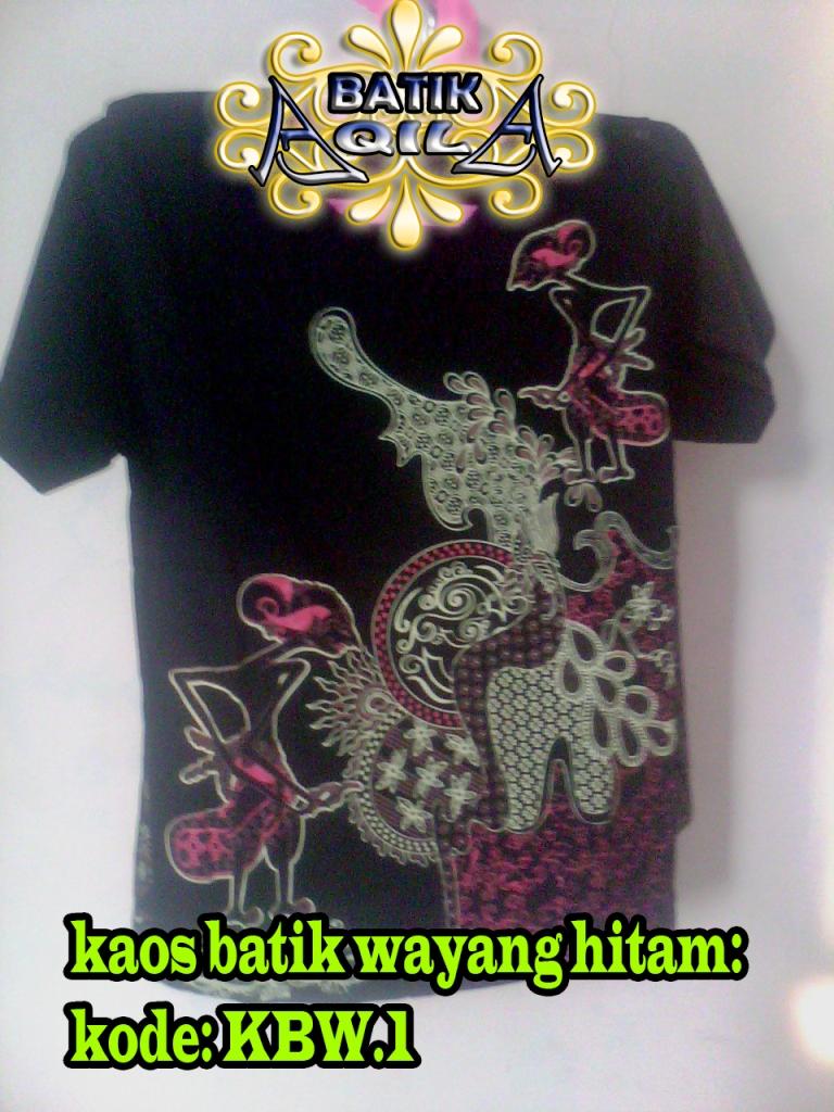 Grosir Kaos Batik Pekalongan  BATIK  ANEKA batik  BAJU batik