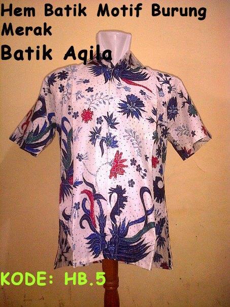 Hem Batik Motif Merak (Pesisir) Khas Pekalongan,Batik DIJAMIN TIDAK LUNTUR, pilihan warna : merah,ungu,biru. Harga Special : Rp. 95.000/ baju. Bahan Kain : Katun Primisima Order hubungi: 085742125550/ 082329133113, PIN: 2A687004. http://batikaqila.com/