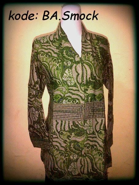 Blouse Batik Atasan Wanita,kode: BA.Smock,bahan katun,ukuran: Allsize M,L,XL,dengan jahitan smock / benang timbul, Harga Special Rp.47.000,DISKON! Untuk pembelian min.5 pcs. http://batikaqila.com/