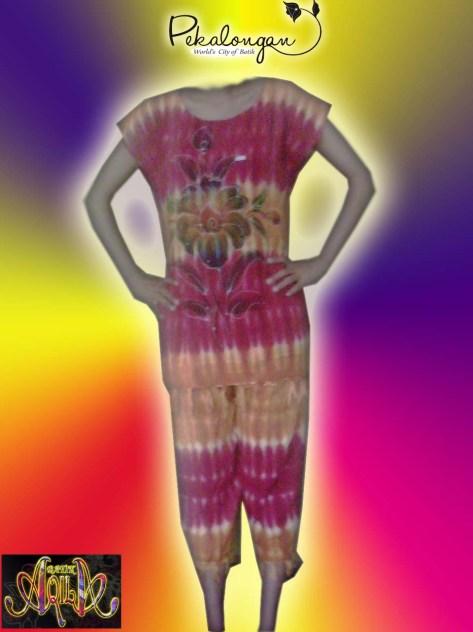 Stelan Batik Wanita Ronce, Harga Rp. 34.000/ stel motif bunga abstrak, dengan desain yang santai nan lembut, nikmati waktu anda semakin berkesan dengan memakai baju batik ini, Informasi : 085742125550 (Indosat), 082329133113 (AS), http://batikaqila.com