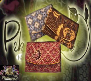 Accessoris dan Souvenir Batik, Harga Murah dan Pas di Kantong anda, SPECIAL PRICE!!!: MULAI Rp. 15.000/ pcs, http://www.kaosbatikpekalongan.wordpress.com/ http://www.batikaqila.blogspot.com/ Pemesana Hubungi : 085742125550 (indosat) 082329133113 (Telkomsel) ukuran 16x10x5 (cm)