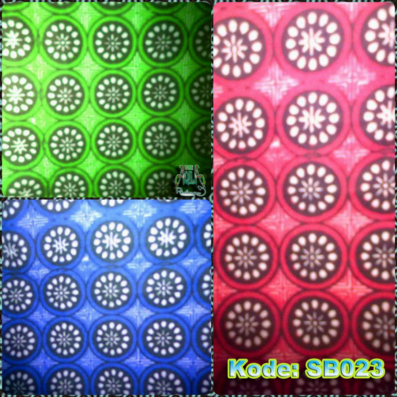 Contoh Baju Seragam Batik Sekolah: PRODUSEN Seragam Batik