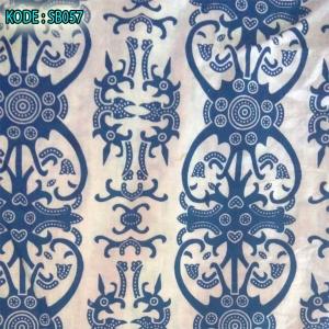 BAJU seragam batik sekolah kode sb057 motif songket