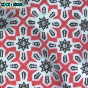 BAJU DAN KAIN seragam batik sekolah kode sb060