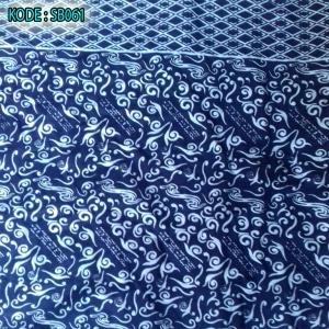 BAJU DAN KAIN seragam batik sekolah kode sb061